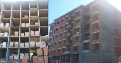 Erenköy TOKİ'de kaçak kat krizi
