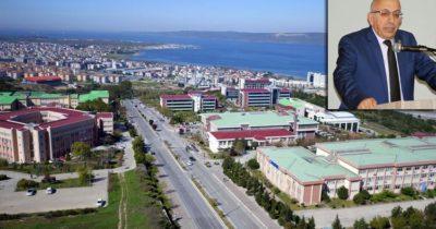 """ÇOMÜ online eğitim yapacak Rektör Murat, """"İnsan çok kutsaldır"""""""