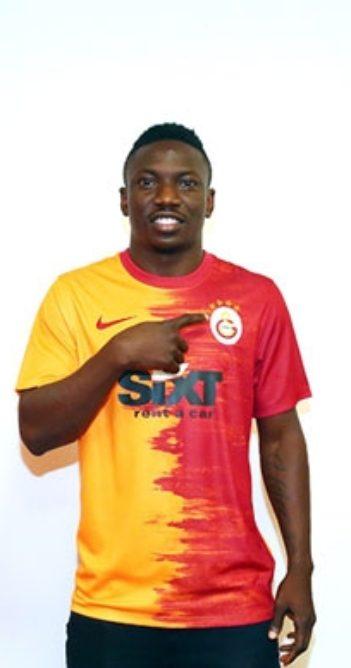 Etobo Galatasaray'da