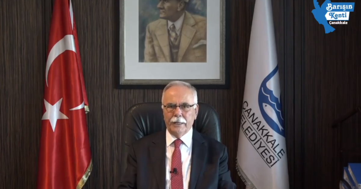 Başkan Gökhan'dan 29 Ekim mesajı (videolu haber)