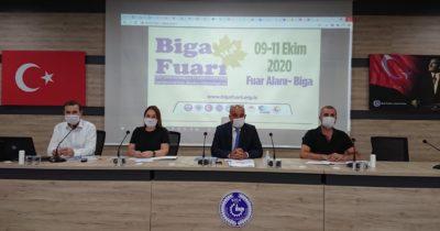 Biga TSO toplandı
