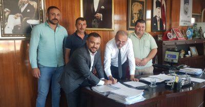 Eceabat Belediyesinde toplu sözleşme sevinci