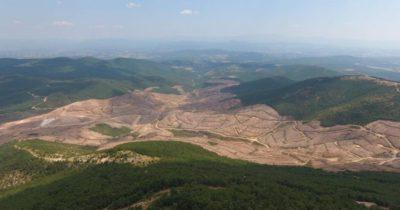 Madenler denetlenmiyor Ormanlar korunmuyor