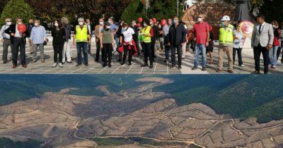 Çevreciler açıkladı madenciler yalanladı (Video Haber)
