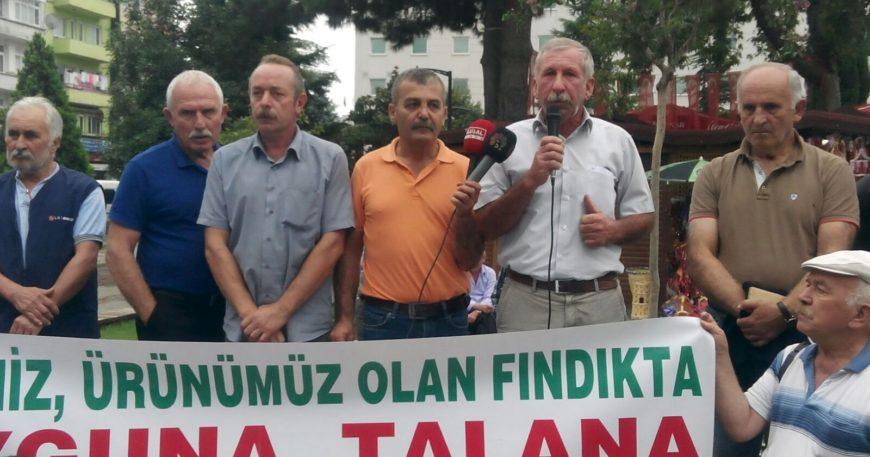 """""""Enerji ve maden torba yasası ormanlarımızı yok edecek"""""""