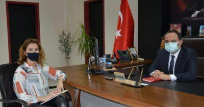 """SGK İl Müdürü Hilmi Ercan: """"Yapılandırma fırsatını iyi değerlendirsinler"""" (videolu haber)"""
