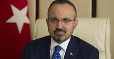Bülent Turan en beğenilen milletvekili seçildi