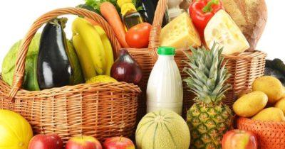 En fazla artış gıda ve alkolsüz içeceklerde