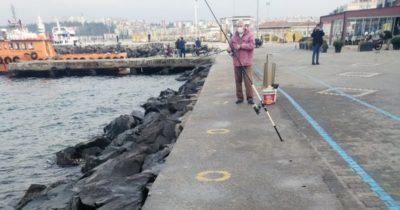 Kıyılarda işaretleme çalışması yapıldı