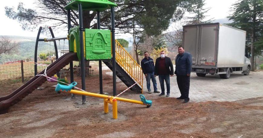 Oyun parkları montelendi