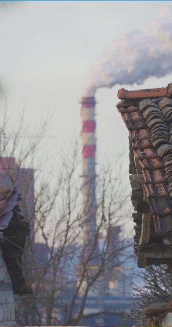 Çan'ın çevre sorununu belgesel yaptı