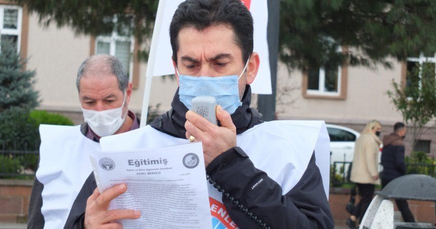 """""""Vakıf maskesi takmış tarikatlar eğitime sokulmaya çalışılıyor"""" (videolu haber)"""
