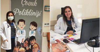 Uzman Dr. Ayça Pınar Nas, hasta kabulüne başladı