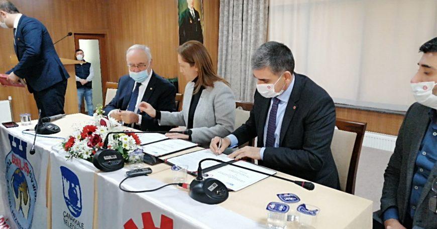 698 işçiyi kapsayan toplu sözleşme imzalandı