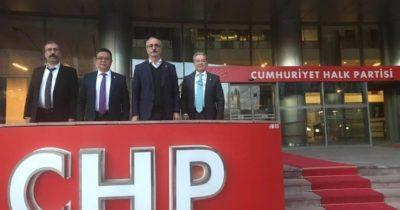 CHP İl örgütü Kılıçdaroğlu'yla görüştü