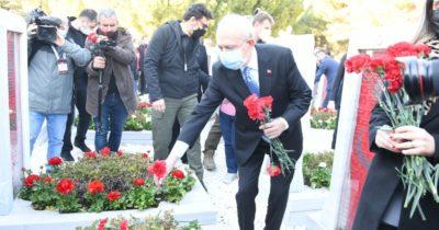 Kılıçdaroğlu Çanakkale'de temaslarda bulundu