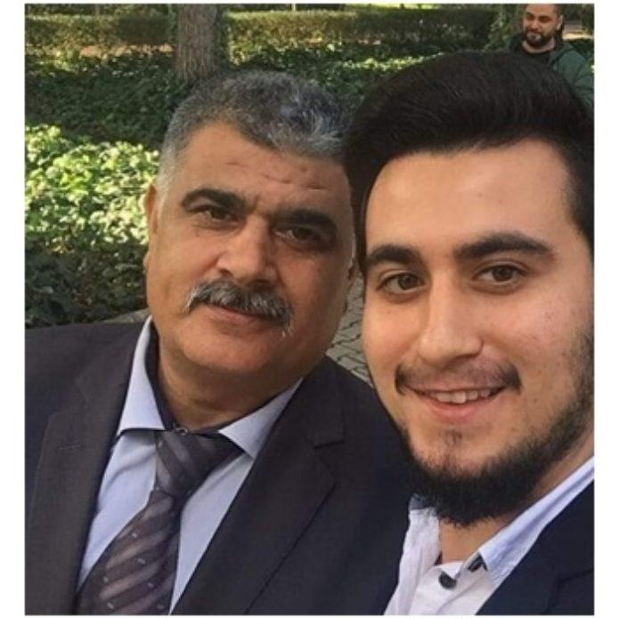 Adnan Mecu, oğlunun doğum gününü kutladı