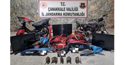 Jandarma'dan hırsızlara operasyon