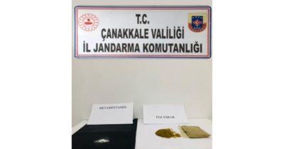 Jandarmada uyuşturucu operasyonu
