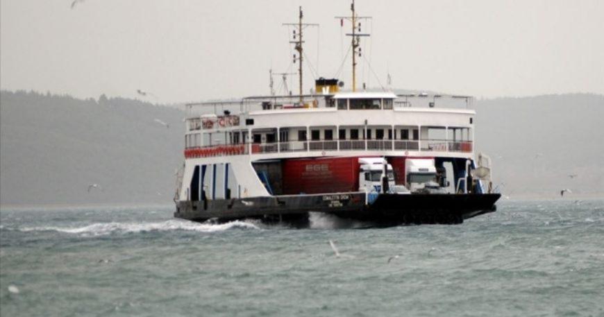Koronalı hasta feribotla Çanakkale'ye kaçtı!