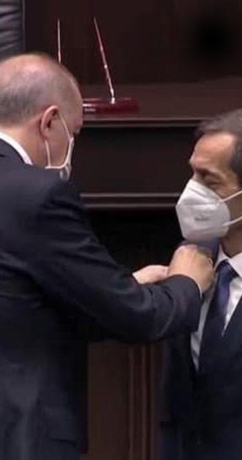 Meclis karıştı saflar değişti (videolu haber)