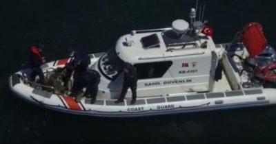 Yasadışı avlanmaya geçit yok: 56 ahtapot denize geri bırakıldı!