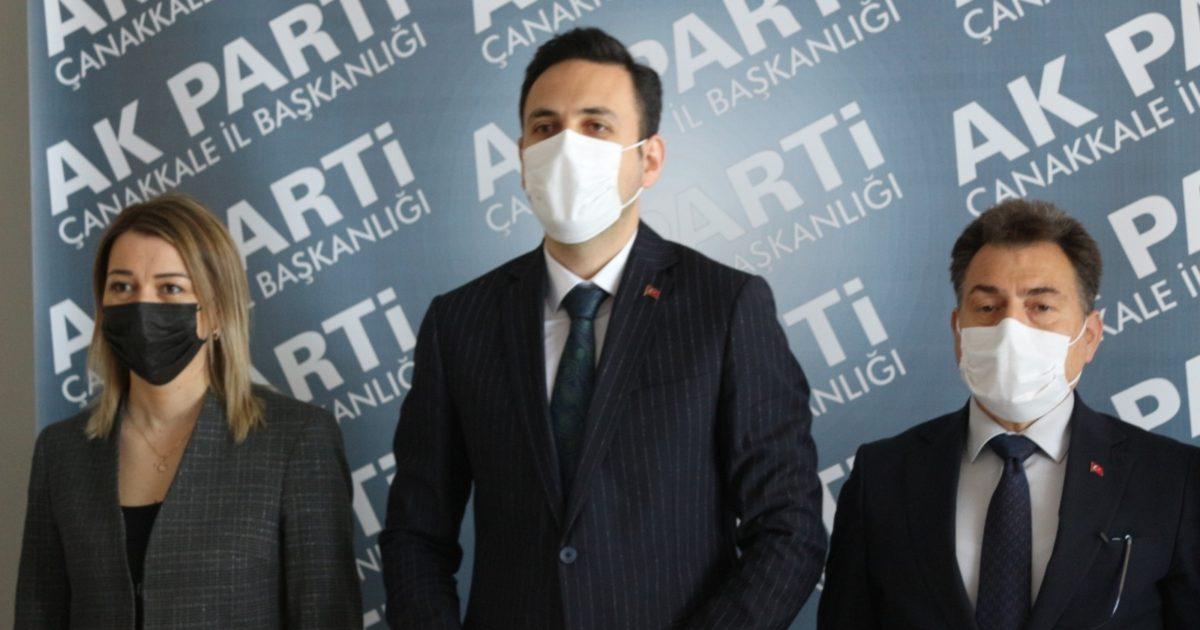 """AK Parti İl Başkanı Naim Makas: """"Bu istifaların devamı gelecek!"""""""