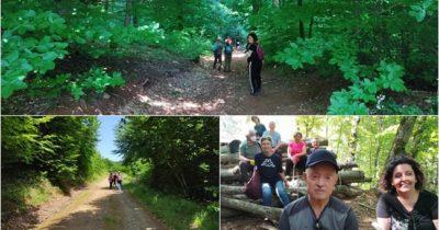 Doğayla iç içe 17 kilometre