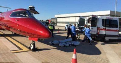Gelibolulu şoför Portekiz'den getirildi