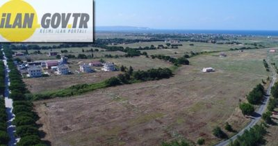Çanakkale Biga'da 8.875 m² çayır icradan satılıktır