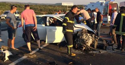 Ölümlü kaza istatistikleri açıklandı