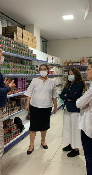 Rebiye Ünüvar ve ekibi Beylikdüzü'nde (videolu haber)