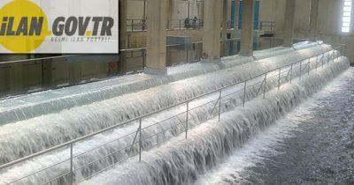 İçme suyu arıtma tesisi isale ve pompa hat bağlantıları yaptırılacak