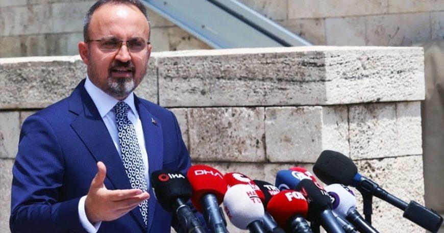 Partinin güçlü ismi Bülent Turan konuştu: 'Altını çiziyorum, elinde bilgi, belge olan savcıya versin'