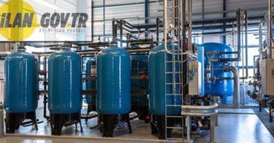Su arıtma sistemlerinin taşınması, kurulumu, montajı yaptırılacaktır