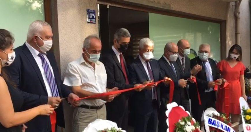 ÇAMAD İnönü'de açıldı