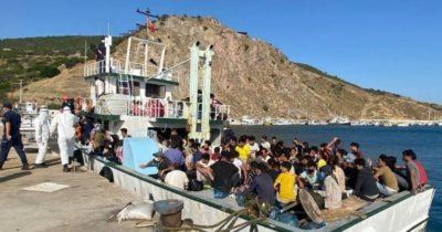 231 kaçak göçmen yakalandı
