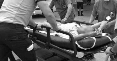 Kurban kesimi sırasında 5 kişi yaralandı