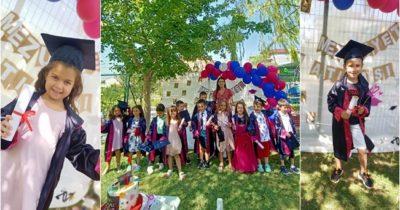 Neşeli Kalpler mezun oldu!