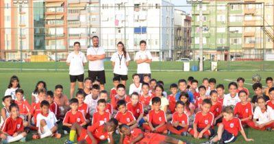 """""""Yetenekli çocukların en iyi eğitim  göreceği yuva Çanakkale Dardanelspor'dur"""" (videolu haber)"""