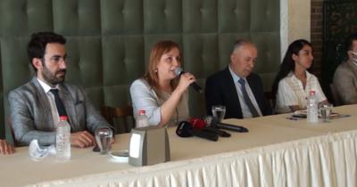 """TİHEK Üyesi Ertürk: """"Çanakkale'den olumlu izlenimlerle ayrılıyoruz"""" (videolu haber)"""