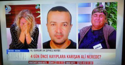 """""""İşe gidiyorum"""" diye evden çıkan Ali Durgun, hala bulunamadı"""