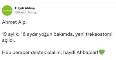 Ahmet Alp için Haluk Levent devreye girdi