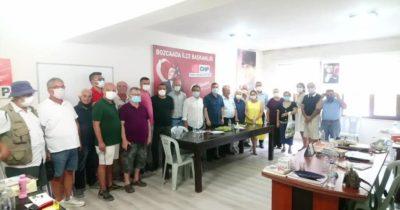 CHP Danışma Kurulu Bozcaada'da toplandı