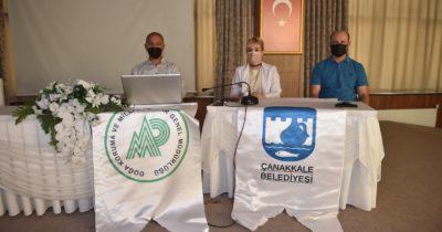 Hayvanları Koruma Gönüllüsü Eğitimi Ercan Adsız'da gerçekleştirildi