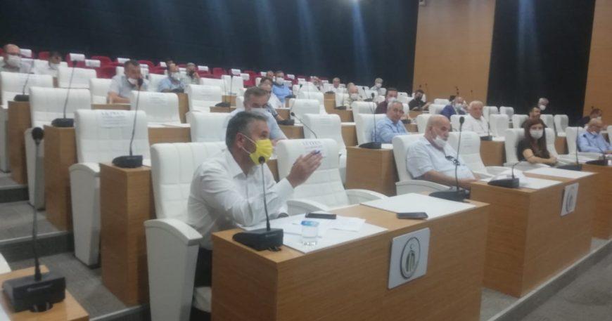 Tartışmalı dosya komisyona havale edildi (videolu haber)