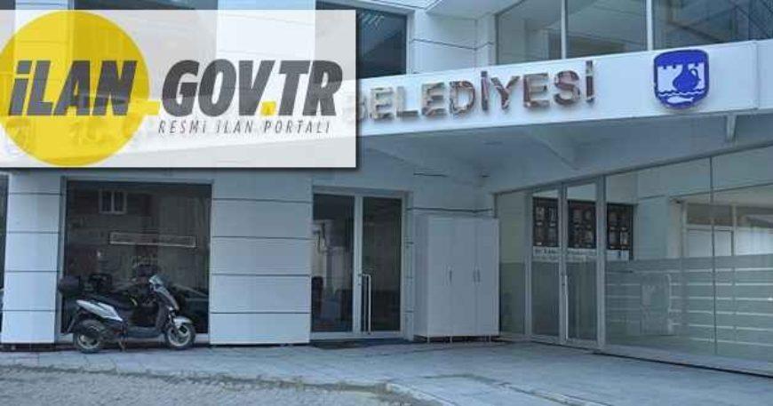 Çanakkale Belediye Başkanlığı 21 adet meskeni satışa sundu