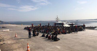 204 düzensiz göçmen yakalandı (videolu haber)