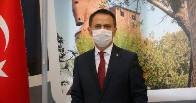 Vali İlhami Aktaş'tan aşı uyarısı
