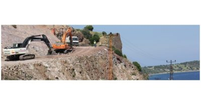 Muharrem Erkek'ten Assos Antik Limanı için soru önergesi